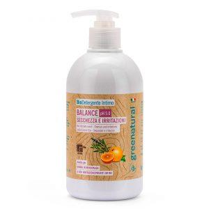 Detergente Intimo Balance Greenatural