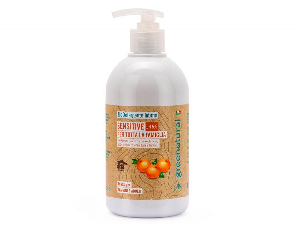 Detergente Intimo sensitive Greenatural