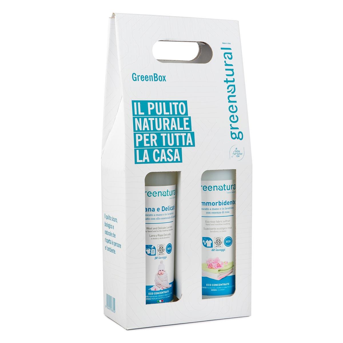 GreenBox – Ecoregalo Greenatural 2pz